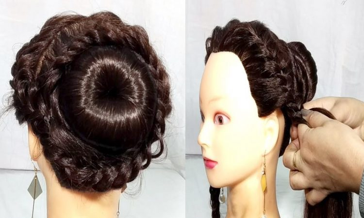 Easy Party Hairstyle 2019 For Girls Hair Style Girl